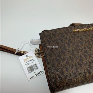 Michael Kors Bags - Michael Kors Mott Large Satchel and Wallet